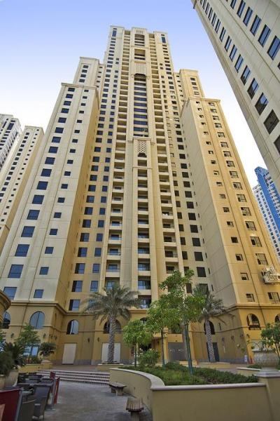 1 Bedroom Apartment For Rent in  Rimal 4,  Jumeirah Beach Residence | 8