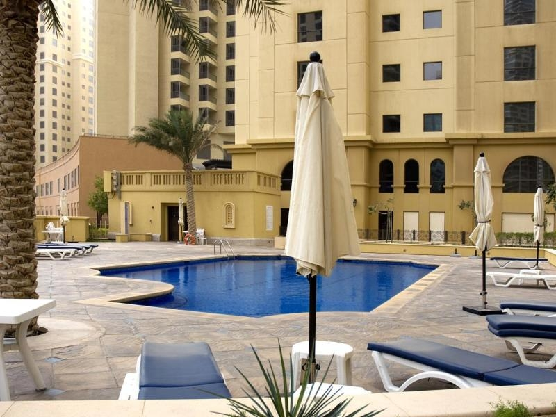 1 Bedroom Apartment For Rent in  Rimal 4,  Jumeirah Beach Residence | 9