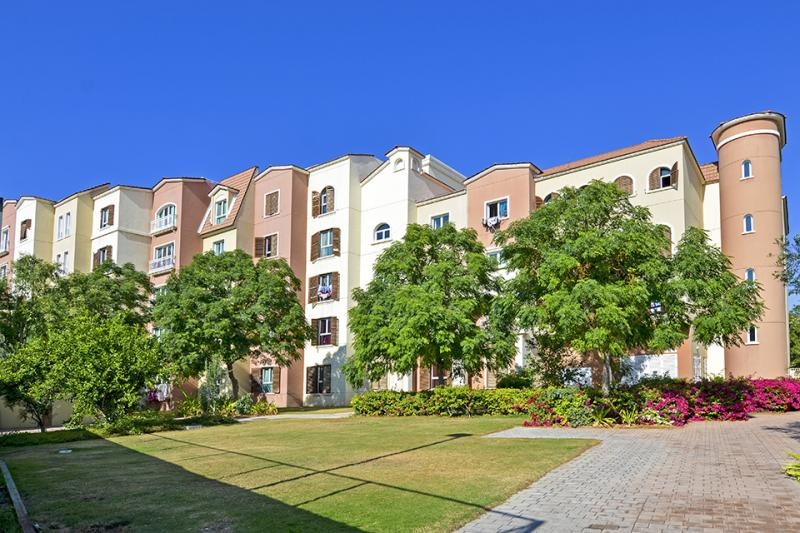 Studio Apartment For Rent in  Building 38 To Building 107,  Discovery Gardens | 15