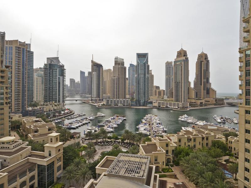 1 Bedroom Apartment For Rent in  Murjan,  Dubai Marina | 9