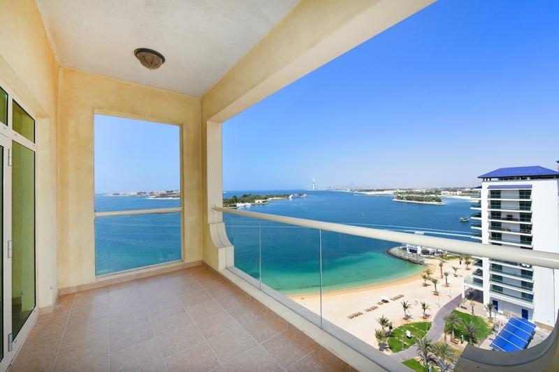 2 Bedroom Apartment For Rent in  Al Basri,  Palm Jumeirah | 0