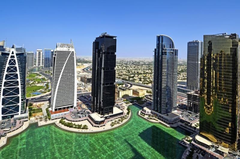 Dubai Arch, Jumeirah Lake Towers