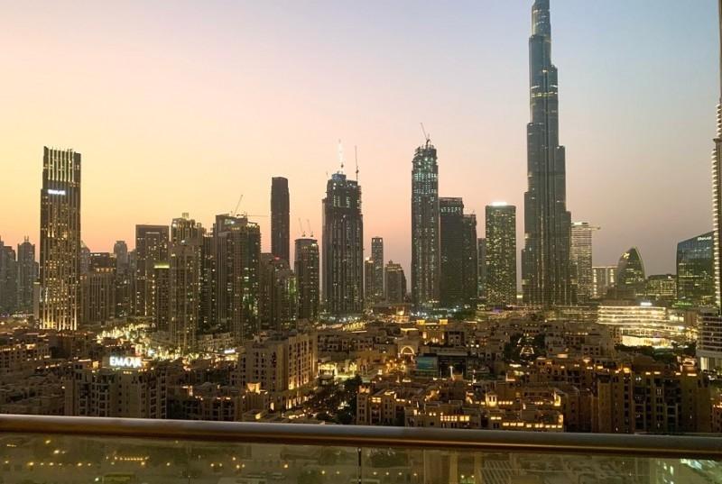 Burj Views A, Downtown Dubai