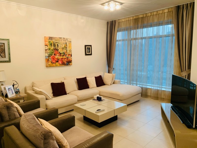 2 Bedroom Apartment For Rent in  Burj Views A,  Downtown Dubai | 3