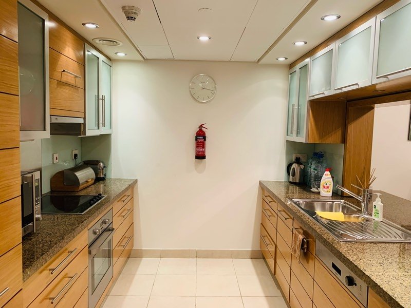 2 Bedroom Apartment For Rent in  Burj Views A,  Downtown Dubai | 4