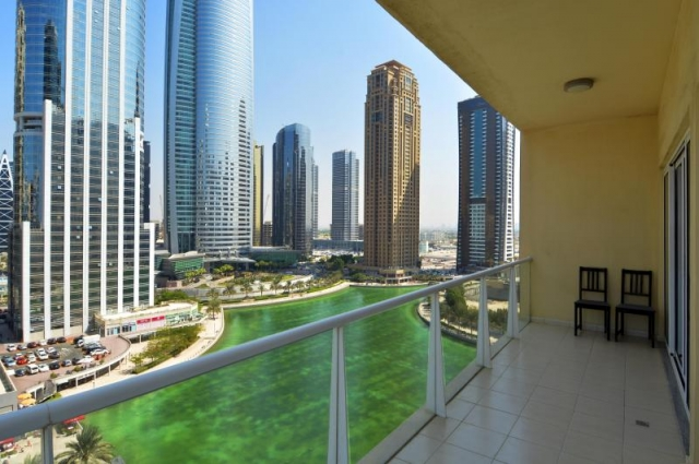 Lake View Tower, Jumeirah Lake Towers