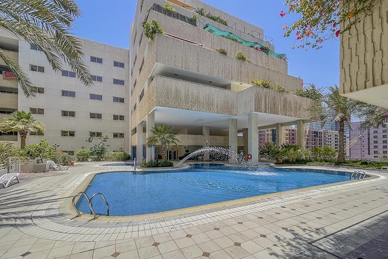 3 Bedroom Apartment For Rent in  Ajdan Residence,  Bur Dubai   19