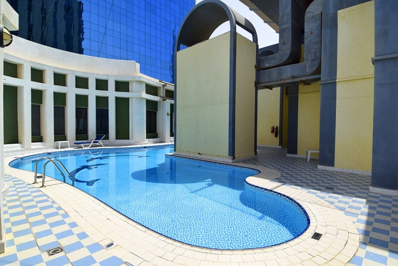 1 Bedroom Apartment For Rent in  Al Meraikhi Tower,  Sheikh Zayed Road   7