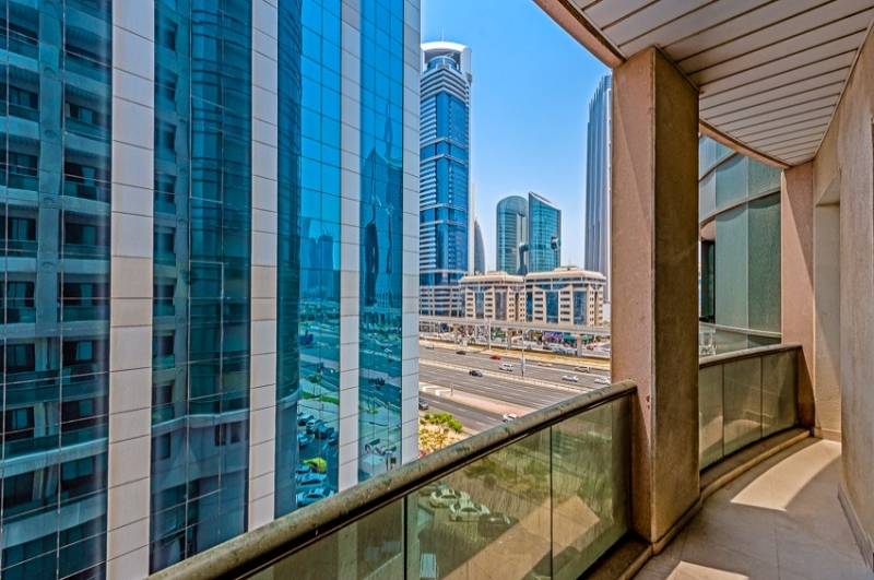 Al Meraikhi Tower, Sheikh Zayed Road