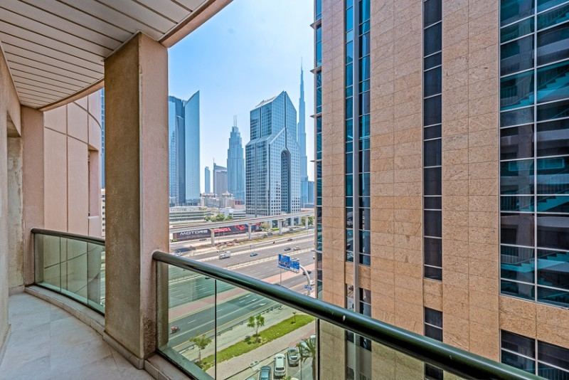 1 Bedroom Apartment For Rent in  Al Meraikhi Tower,  Sheikh Zayed Road   8