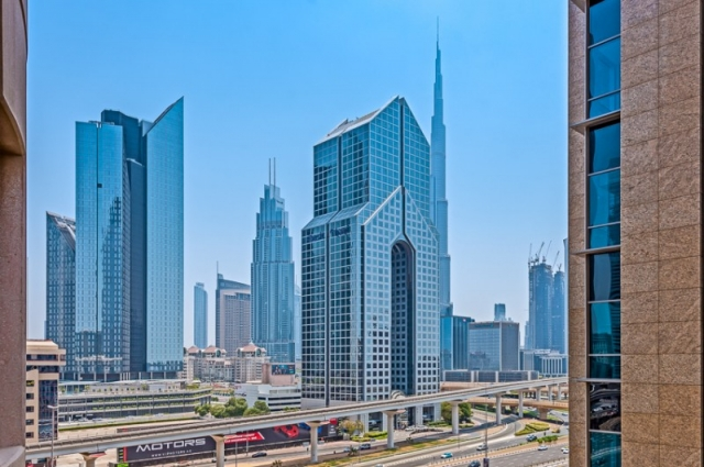 Al Meraikhi Tower, Sheikh Zayed Road