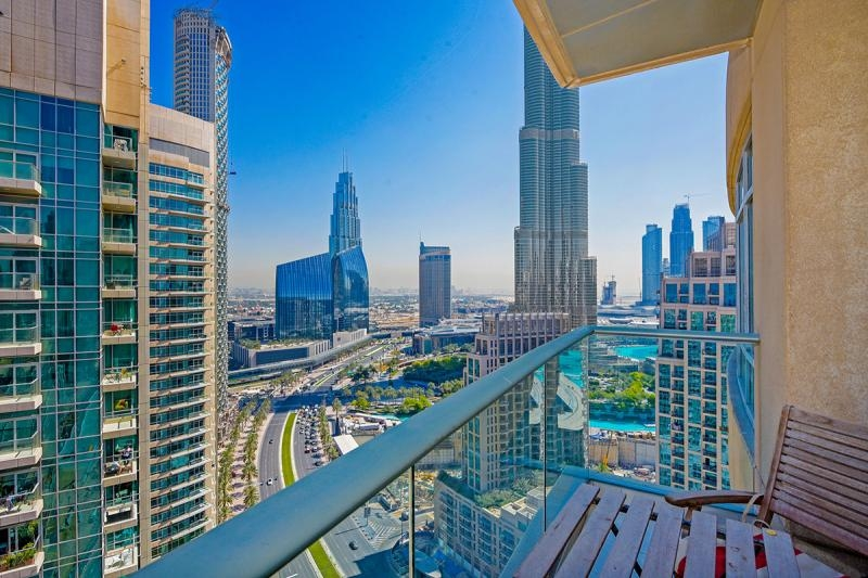 2 Bedroom Apartment For Rent in  Lofts West,  Downtown Dubai   4