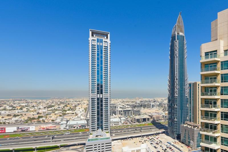 2 Bedroom Apartment For Rent in  Lofts West,  Downtown Dubai   5