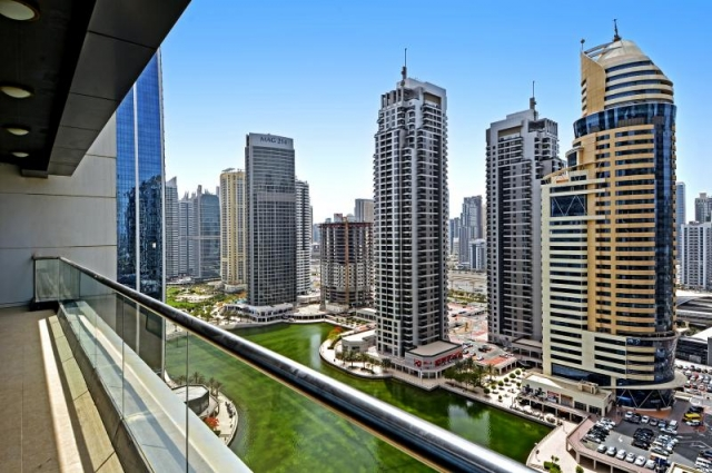 Goldcrest Views 1, Jumeirah Lake Towers