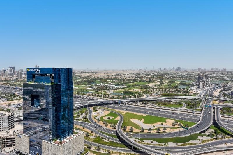 3 Bedroom Apartment For Rent in  Marina Heights,  Dubai Marina | 9