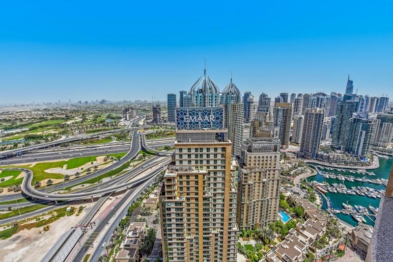 3 Bedroom Apartment For Rent in  Marina Heights,  Dubai Marina | 12
