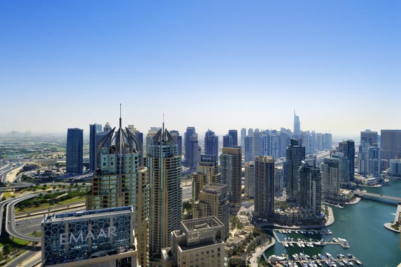 3 Bedroom Apartment For Rent in  Marina Heights,  Dubai Marina | 11