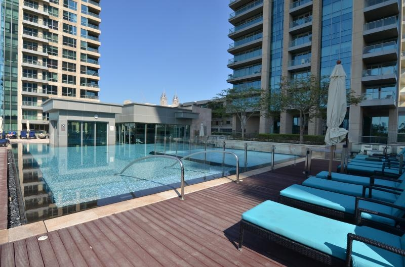 1 Bedroom Apartment For Rent in  The Fairways West,  The Views   7