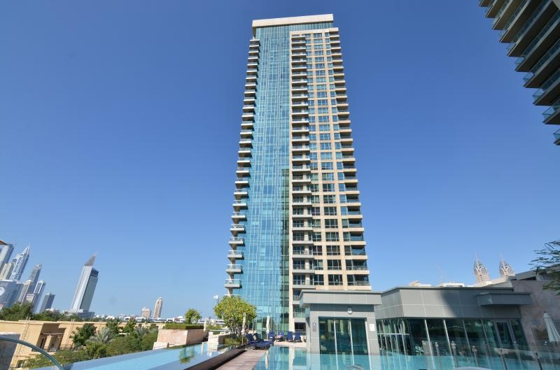 1 Bedroom Apartment For Rent in  The Fairways West,  The Views   9