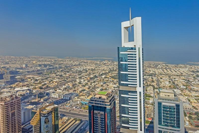 2 Bedroom Apartment For Rent in  21st Century Tower,  Sheikh Zayed Road | 4