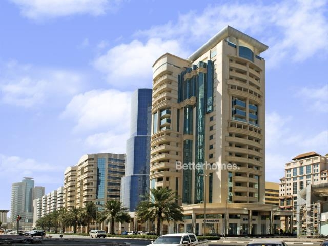 Studio Office For Rent in  Al Meraikhi Tower 2,  Deira   4