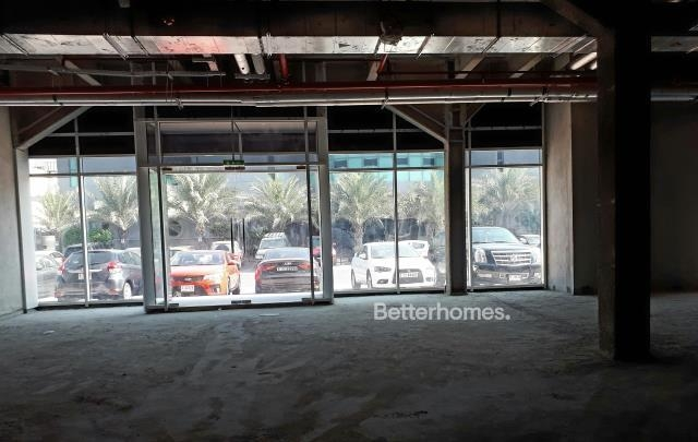 shell & core show room for rent in sheikh zayed road, rawabeh building | 6