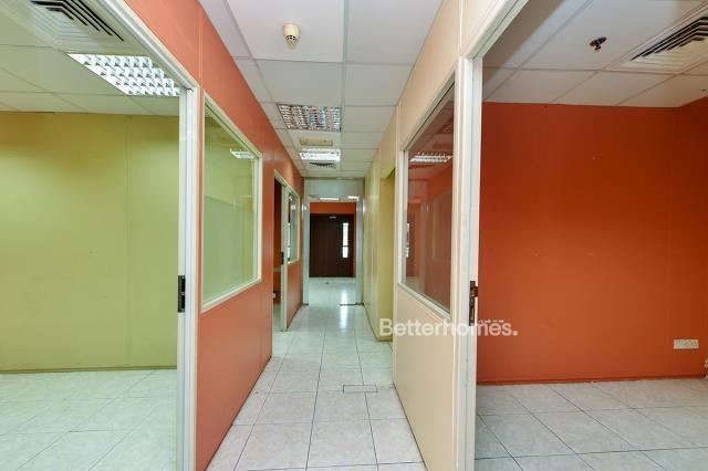 fitted office for rent in karama, montana commercial center | 5