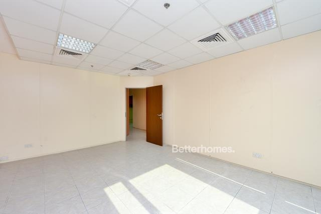 fitted office for rent in karama, montana commercial center | 9