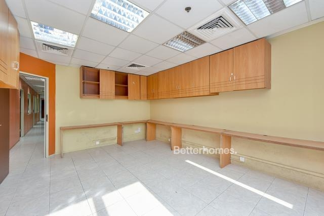 fitted office for rent in karama, montana commercial center | 10
