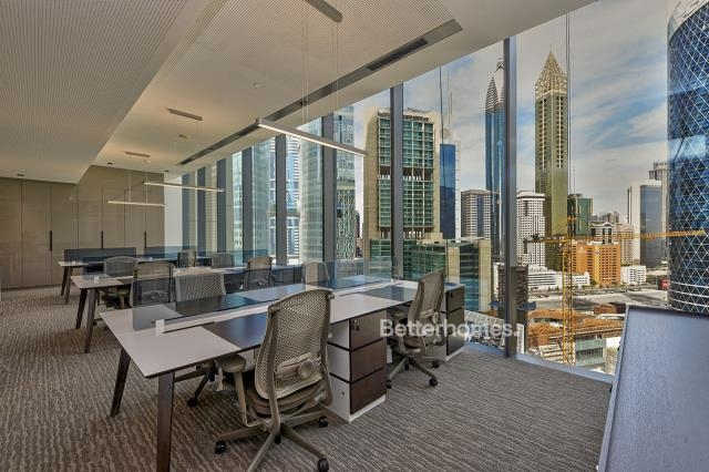 fitted office for rent in difc, index   5