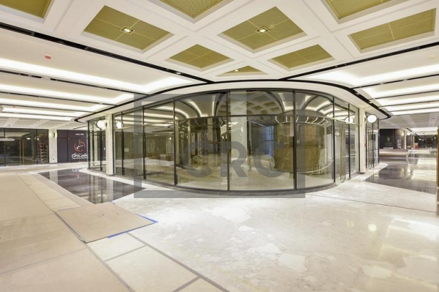 1,057 sq.ft. Retail in DIFC, Index for AED 264,250