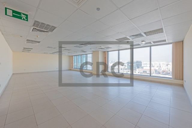 929 sq.ft. Office in Deira, Business Point for AED 60,385