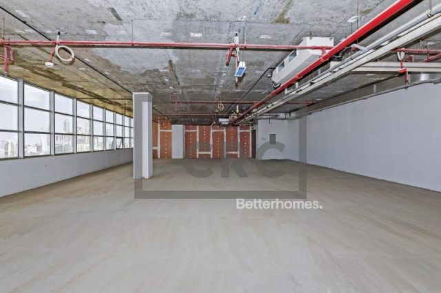 2,087 sq.ft. Office in Jumeirah Lake Towers, Mazaya Business Avenue Bb1 for AED 93,915