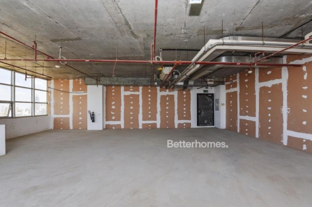 1,194 sq.ft. Office in Jumeirah Lake Towers, Mazaya Business Avenue Bb1 for AED 53,730