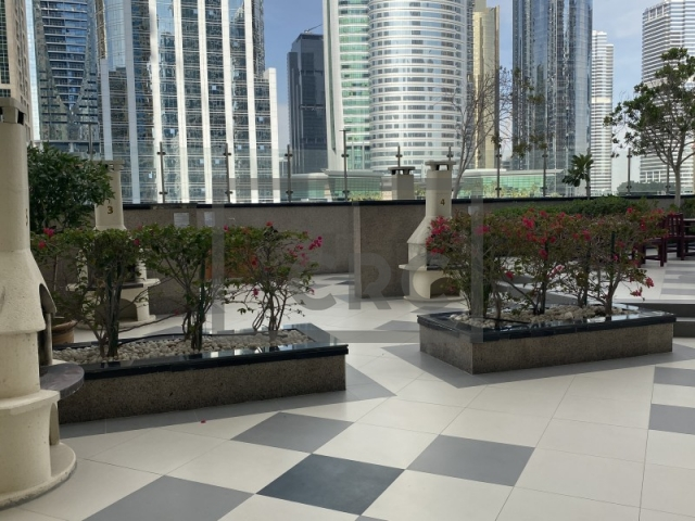 semi-furnished retail for rent in jumeirah lake towers, lake view tower | 8