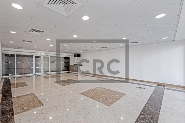 semi-furnished retail for rent in jumeirah lake towers, lake view tower | 1