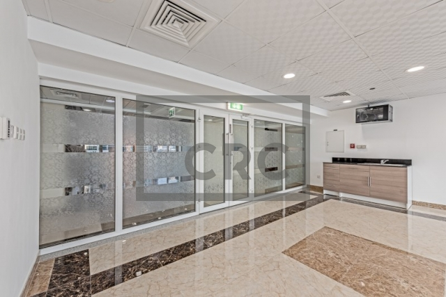 semi-furnished retail for rent in jumeirah lake towers, lake view tower | 2