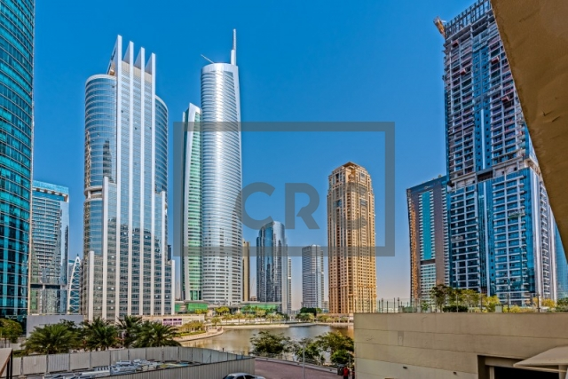 semi-furnished retail for rent in jumeirah lake towers, lake view tower | 6