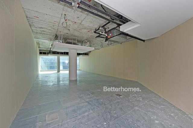 fitted and semi-furnished office for rent in business bay, blue bay tower | 4