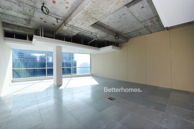 fitted and semi-furnished office for rent in business bay, blue bay tower | 5