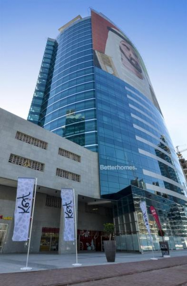 fitted and semi-furnished office for rent in business bay, blue bay tower | 17