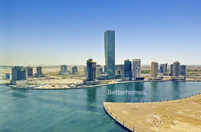 fitted and semi-furnished office for rent in business bay, blue bay tower | 25