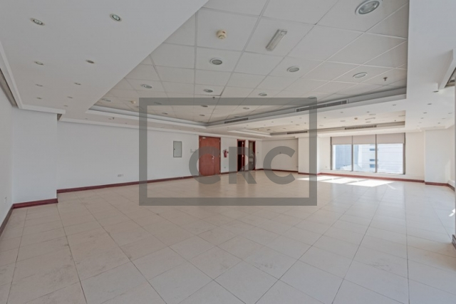 semi-furnished office for rent in deira, business point   5