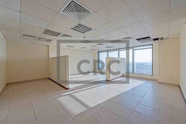 office for rent in deira, business point | 1