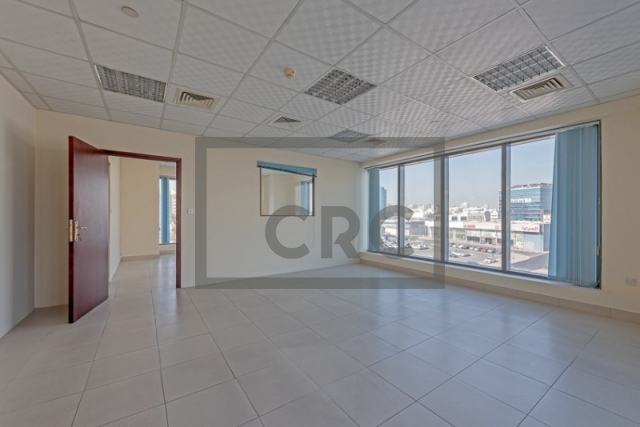 semi-furnished office for rent in deira, business point | 5