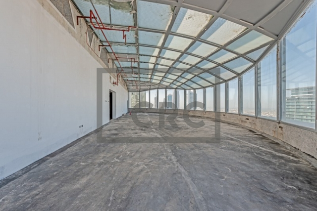 6,135 sq.ft. Office in Sheikh Zayed Road, Al Saqr Business Tower for AED 490,800