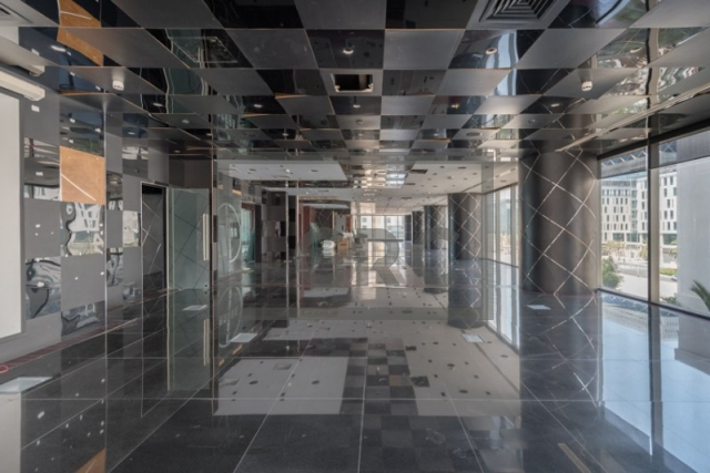 5,544 sq.ft. Office in Sheikh Zayed Road, Al Saqr Business Tower for AED 443,520