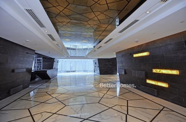 semi-furnished and shell & core office for rent in sheikh zayed road, burj al salam   6