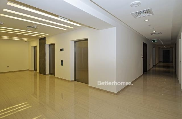 semi-furnished and shell & core office for rent in sheikh zayed road, burj al salam   7