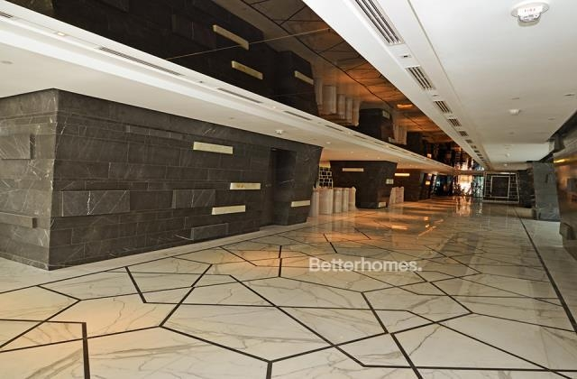 semi-furnished and shell & core office for rent in sheikh zayed road, burj al salam   14